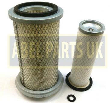 AIR FILTER SET INNER & OUTER (PART NO. 32/903001 & 32/903002)